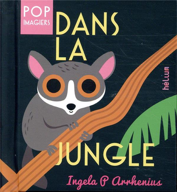DANS LA JUNGLE - POP IMAGIER